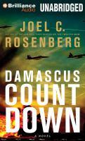 Cover image for Damascus countdown. bk. 3 a novel : David Shirazi series