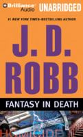Cover image for Fantasy in death. bk. 30 In death series