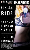 Cover image for Vanilla ride. bk. 7 Hap and Leonard series