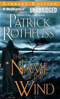 Imagen de portada para The Name of the wind. bk. 1 The Kingkiller chronicle series