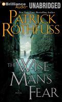Imagen de portada para The wise man's fear. bk. 2, Part 1 The Kingkiller chronicle