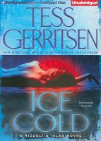 Cover image for Ice cold. bk. 8 Rizzoli & Isles series