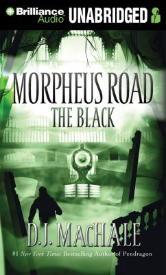 Cover image for The black. bk. 2 Morpheus Road series