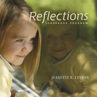 Cover image for Reflections : Scrapbook program
