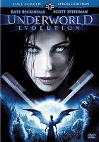 Cover image for Underworld. Evolution
