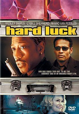 Cover image for Hard luck