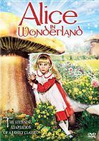 Cover image for Alice in wonderland