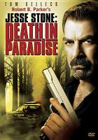 Cover image for Death in Paradise [videorecording DVD] : Jesse Stone series