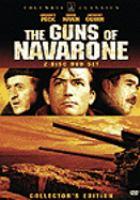 Cover image for The guns of Navarone [videorecording DVD]