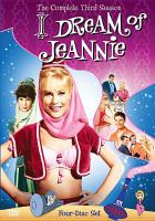 Cover image for I dream of Jeannie. Season 3, Complete
