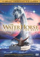 Cover image for The water horse legend of the deep
