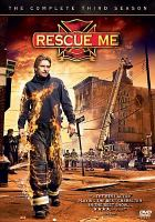 Cover image for Rescue me. Season 3, Complete