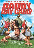 Cover image for Daddy day camp