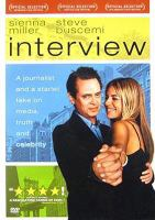 Cover image for Interview