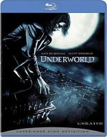 Cover image for Underworld [videorecording Blu-ray]