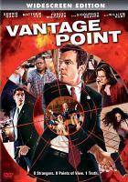 Imagen de portada para Vantage point