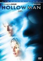 Cover image for Hollow man [videorecording DVD]
