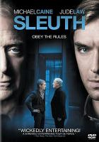 Cover image for Sleuth [videorecording DVD] (Jude Law version)