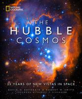 Cover image for The Hubble cosmos : 25 years of new vistas in space