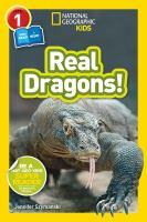 Cover image for Real dragons