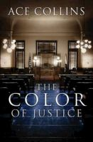 Cover image for The color of justice