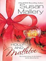 Cover image for Holly and mistletoe