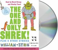 Cover image for The one and only Shrek! plus 5 other stories