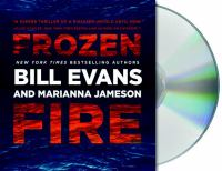 Cover image for Frozen fire