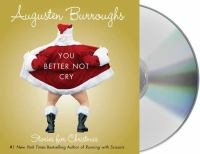 Cover image for You better not cry stories for Christmas