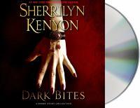 Imagen de portada para Dark bites [sound recording CD] : a short story collection