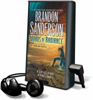 Cover image for Words of radiance. bk. 2 Stormlight archive series