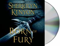 Cover image for Born of fury. bk. 8 League: Nemesis rising series