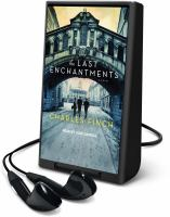 Cover image for The last enchantments a novel