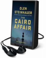 Cover image for The Cairo affair