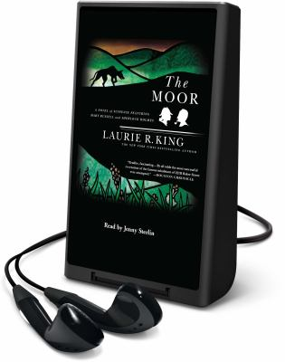 Cover image for The moor. bk. 4 [Playaway] : Mary Russell / Sherlock Holmes series