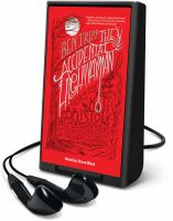 Cover image for The accidental highwayman [Playaway]