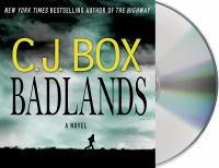 Cover image for Badlands. bk. 3 [sound recording CD] : Highway quartet series