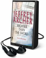 Cover image for Mightier than the sword. bk. 5 [Playaway] : Clifton chronicles