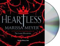 Imagen de portada para Heartless [sound recording CD]