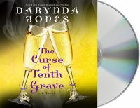 Cover image for The curse of tenth grave. bk. 10 [sound recording CD] : Charley Davidson series