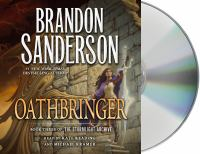 Cover image for Oathbringer. bk. 3, Part 1 [sound recording CD] : Stormlight archive series