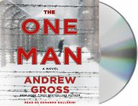 Cover image for The one man [sound recording CD]