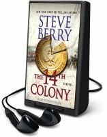 Imagen de portada para The 14th colony. bk. 11 [Playaway] : Cotton Malone series