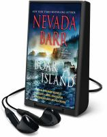 Cover image for Boar island. bk. 19 [Playaway] : Anna Pigeon series