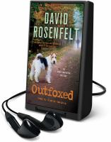 Cover image for Outfoxed. bk. 14 [Playaway] : Andy Carpenter series