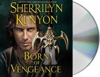 Cover image for Born of vengeance. bk. 10 [sound recording CD] : League: nemesis rising series