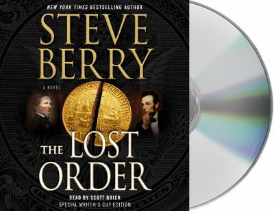 Cover image for The lost order. bk. 12 [sound recording CD] : Cotton Malone series