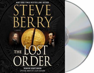 Imagen de portada para The lost order. bk. 12 [sound recording CD] : Cotton Malone series