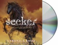 Imagen de portada para Seeker. bk. 2 [sound recording CD] : Riders series