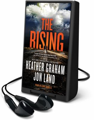 Cover image for The rising [Playaway] : a novel
